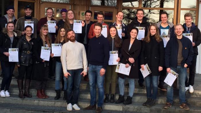 LRF Ungdomens premieelevkurs-stipendiater