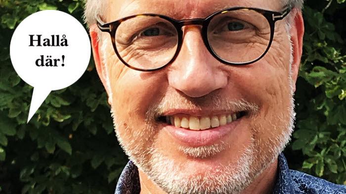 Viltspecialist Christer Kalén