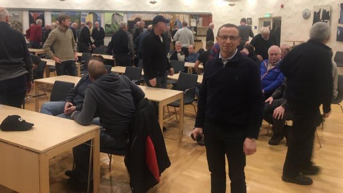 Ove Karlsson, kommungruppsordförande Götene
