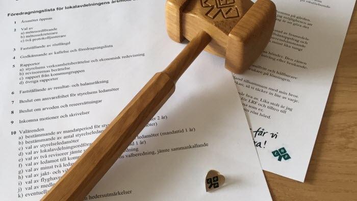Årsmöte LRF VG lok avd 2017