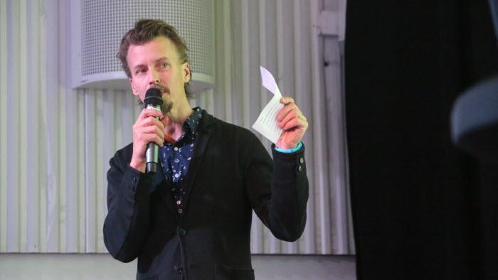 Paul Svensson, krögare och Tv-kock
