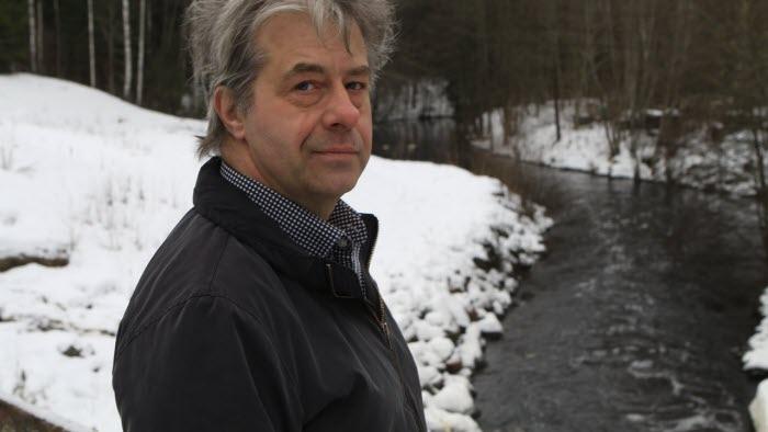 Christer Hedberg, Brunskog