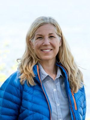 Anna Vikholm, chef för för avdelningen Regioner & Folkrörelseutveckling.