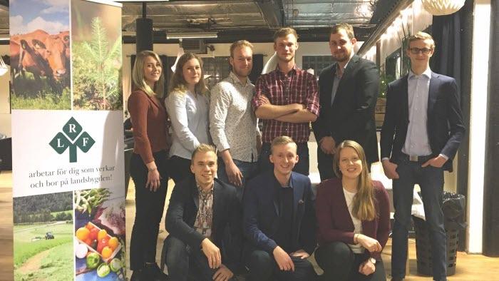 Gruppbild Årsmöte LRF U Sydost 2019