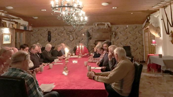 Årsmöte Strängnäsbygden 27 nov 2018