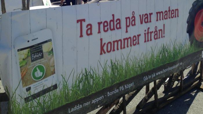 LRF Ladan i Almedalen 2013