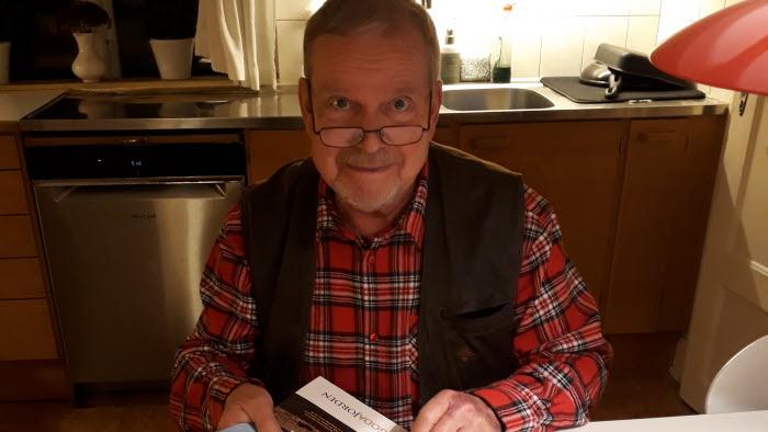 Vecka 47 Bengt Nilsson med kuvert