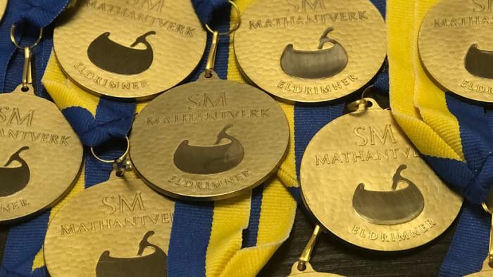 Medaljer Eldrimner
