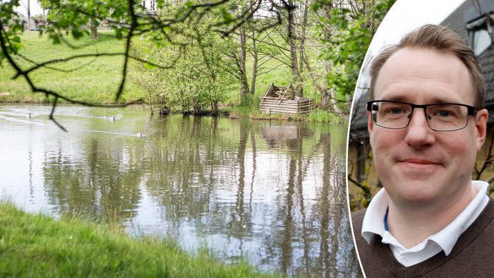 Henrik Djerv om vikten av remisser kring vattendirektivet