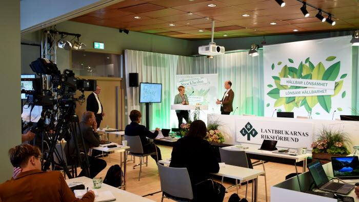 Stämmolokalen i stockholm, extrastämma 2020