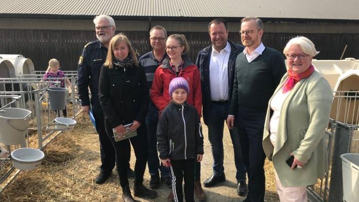 Damberg besöker Stallberg