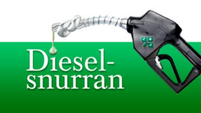 Dieselsnurran