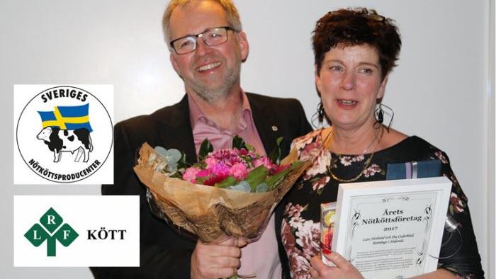 Lars Nordlund och Pia Cederblad