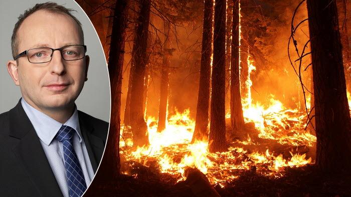 MAgnus Kindbom kommenterar brandersättningen