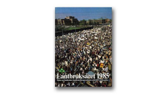 LRF årskrönika 1985