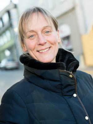 Maria Hjelm Nilsson, projektledare häst