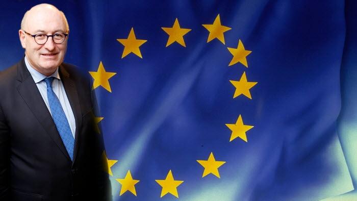 Phil Hogan, EUs jordbrukskommissionär