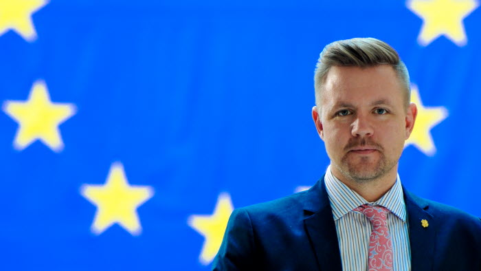 Fredrick Federley, EU