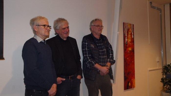 Tjörn - Möte med Stefan Edman