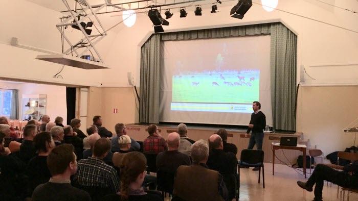 Seminarium i Vadsbro om vilt