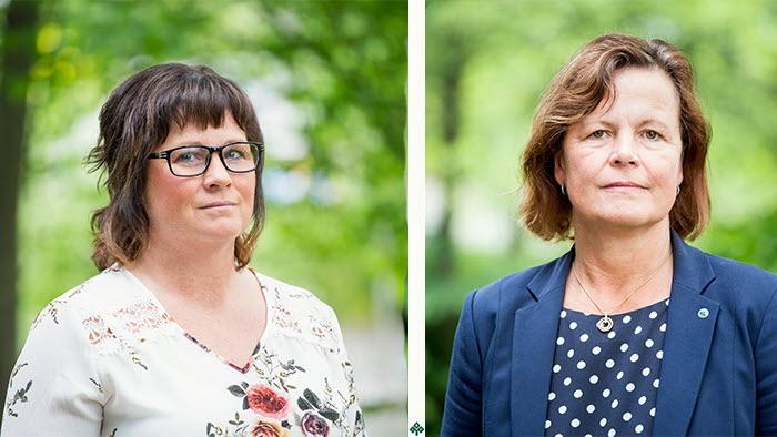 Lotta Folkesson och Åsa Hill om Postnords försämrade leveransgaranti