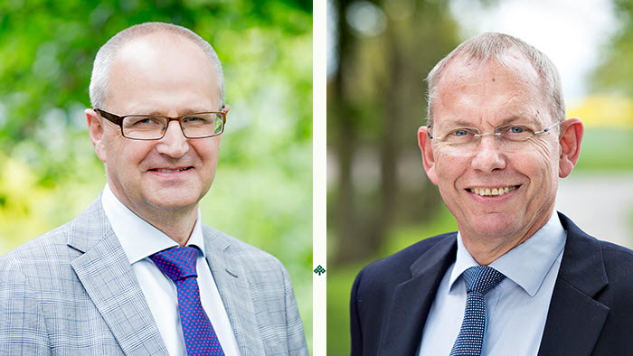 Sveriges ochg Danmarks bondeledare gör gemensam sak i CAP-frågan