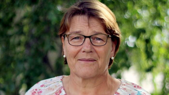 Porträttbild av Pirjo Gustafsson