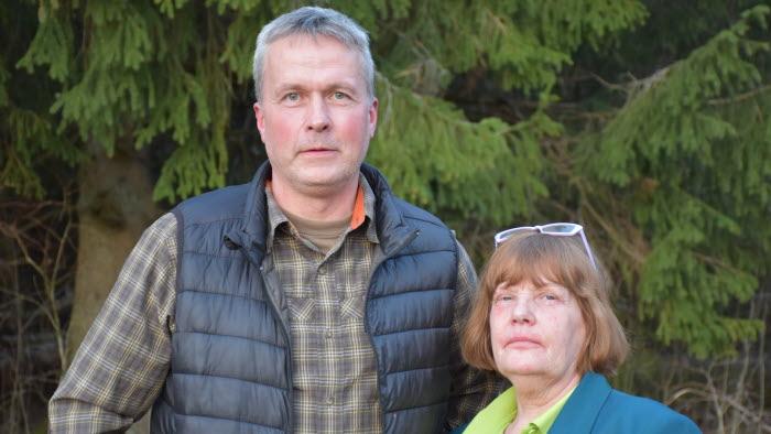 Anders Montan och Birgit Jönsson