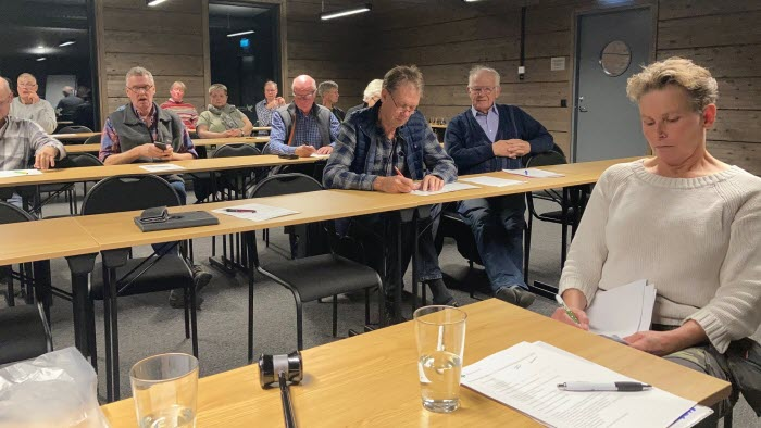 Årsmöte Hassle-Torsö LRF-avdelning