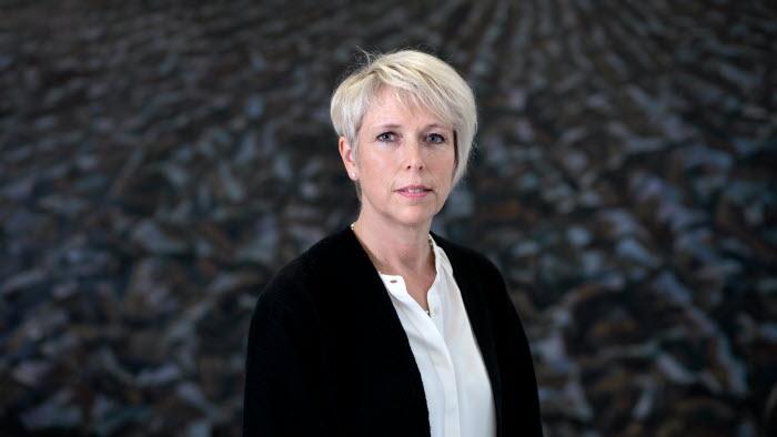 Helena Jonsson, förbundsordförande
