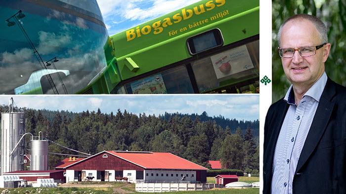Ny statistik visar att biogasanvändningen ökar i Sverige. Men den svenska produktionen står still. Palle Borgström kommenterar.