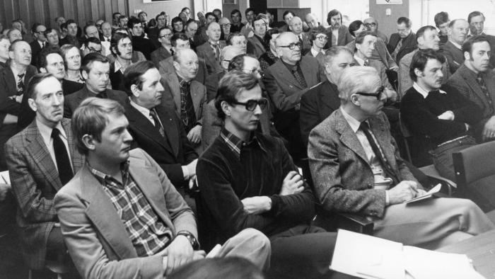 Arrendatormöte i Örebro 1977