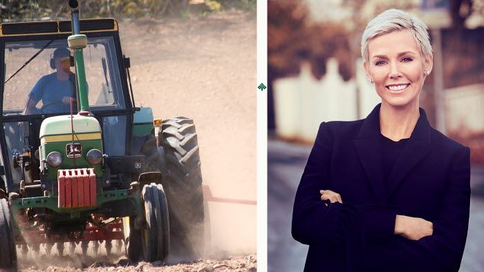 Gunhild Stordalen hyllar Sverige under EAT Lancet