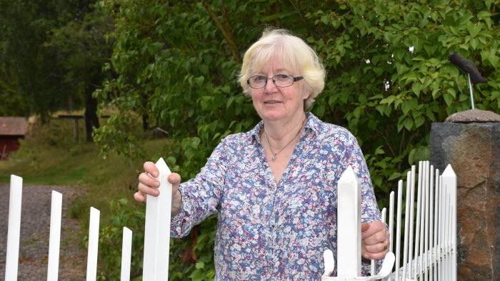 Margareta Hildingsdotter, Karlsborg, aktiv i nätverket