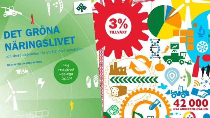 Det gröna näringslivets betydelse för samhället. Reviderad 2020
