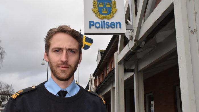 Pontus Nilsson kommunpolis djurrättsaktivsm