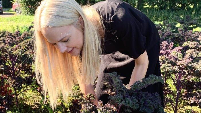 Influencer Helena Hedkvist Piteå Öjeby Agro Park