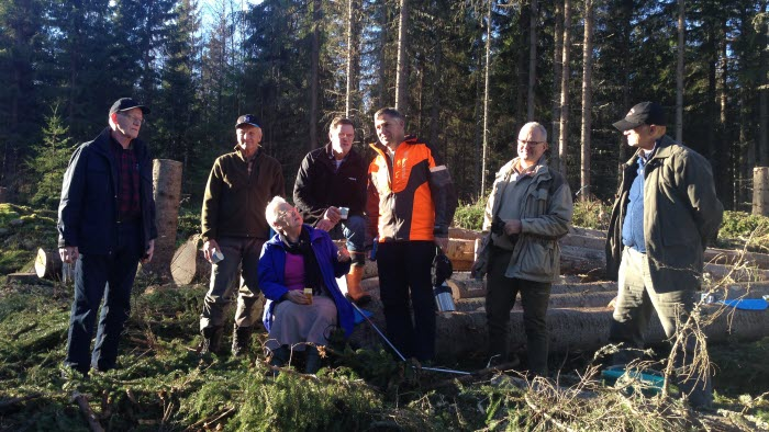 LRF Skogsägarna anordnar ett kanadensiskt besök i norra värmlannd