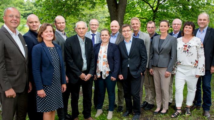 LRFs riksförbundsstyrelse 2017