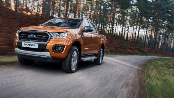 Ford RAnger Wild 2021