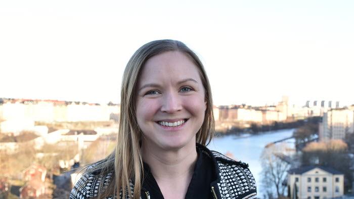 Agnes Smedberg, juridisk rådgivare