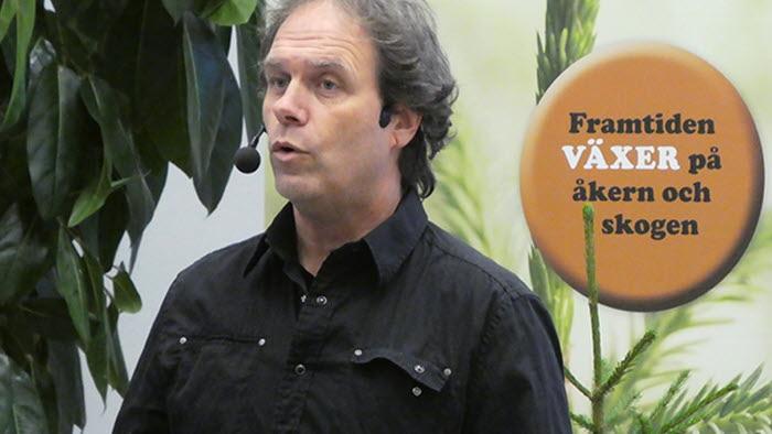 Pär Holmgren, metereolog och naturskadespecialist
