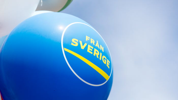 Ballonger, Från Sverige, Svenskmärkning, ursprungsmärkning, märkning, Sverige, Svenskt, svensk, svensk mat, Sverige