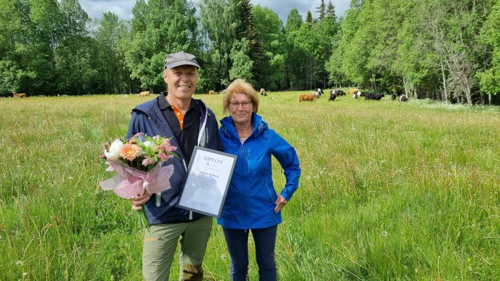 Årets nöttköttsföretag Västernorrland 2021, Vangede Highland