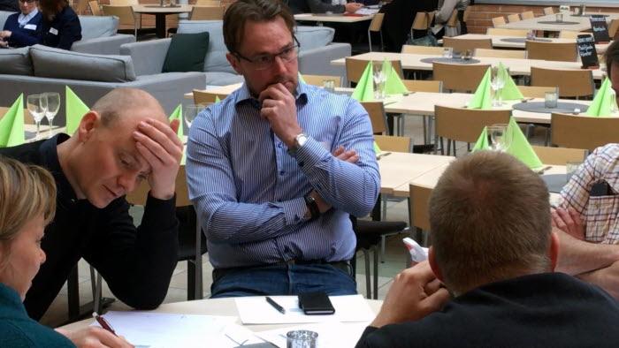 Förstudie av livsmedelsstrategi - workshop 2
