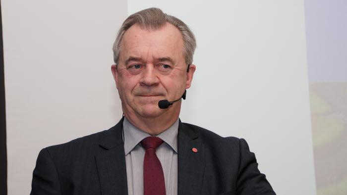 Sven-Erik Bucht på regionstämma LRF Norrbotten