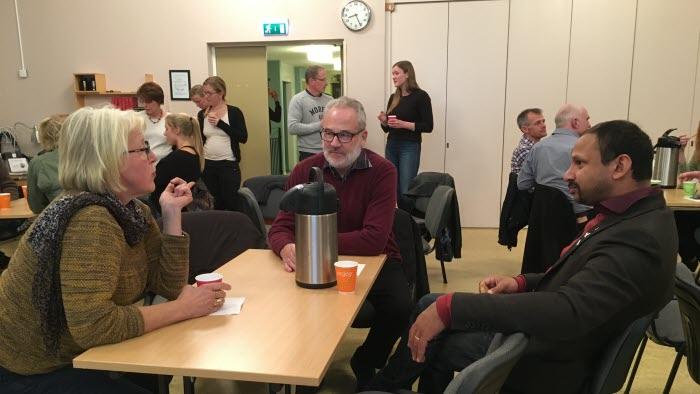Förtroendemannaträff Rimforsa, 22 oktober 2018, Peter Borring