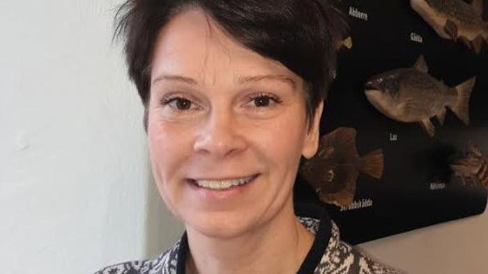 Jenny Johansson, samordnare NVVF