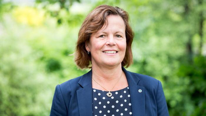 Åsa Odell, vice förbundsordförande