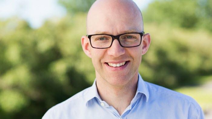 Johannes Åkerblom, växtodlingschef Lantmännen